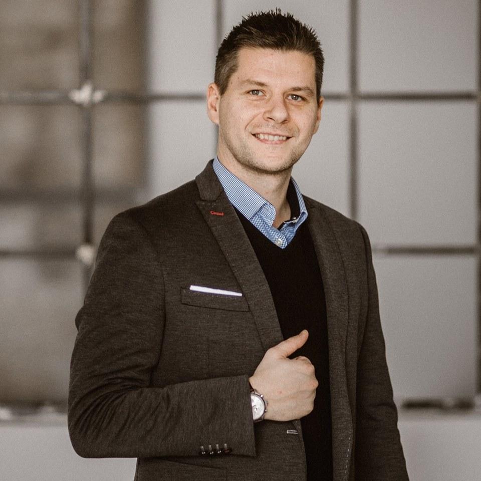 Gönczy Gábor, a Stylers Group CEO—ja