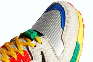 adidas ZX 8000 sportcipo LEGO felso