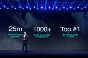 Több mint 25 millió tévét adott el 2020-ban a Hisense