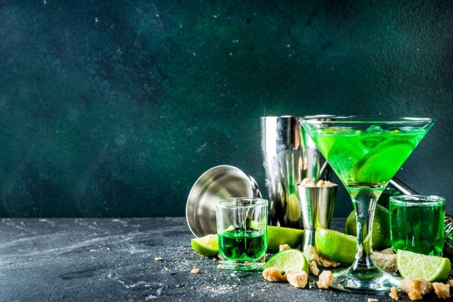 abszint alkoholos ital