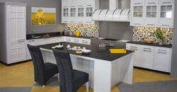 Tippek egy stílusos és modern konyha megalkotásához